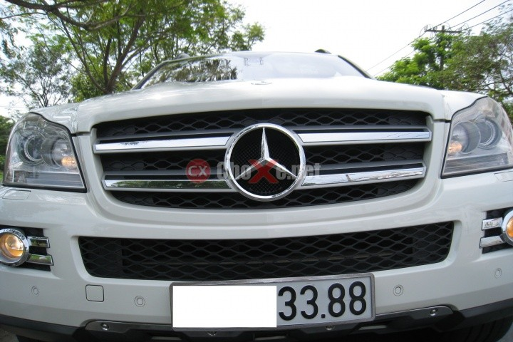 Xe Mercedes-Benz GL 450 4Matic 2009