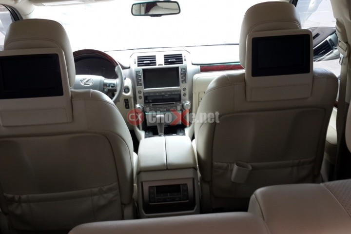 Xe Lexus GX  2014