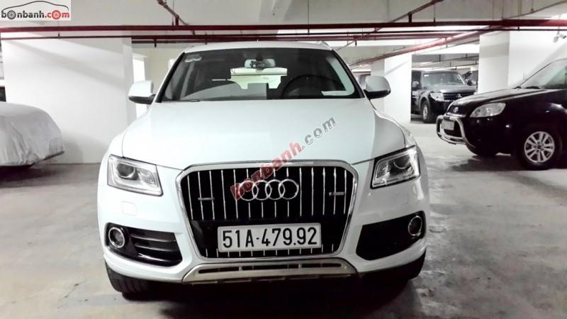 Xe Audi Q5  2013