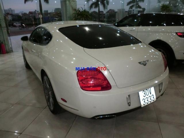 Xe Bentley Continental GT Speed 2009
