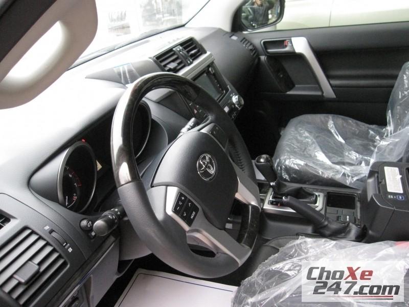 Xe Toyota Land Cruiser Prado 2.7AT 2014