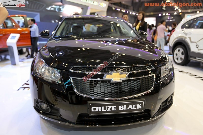 Xe Chevrolet Cruze Black Edition LTZ 2015