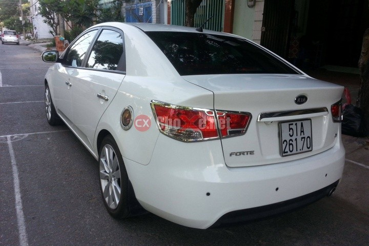 Xe Kia Forte sx 2011