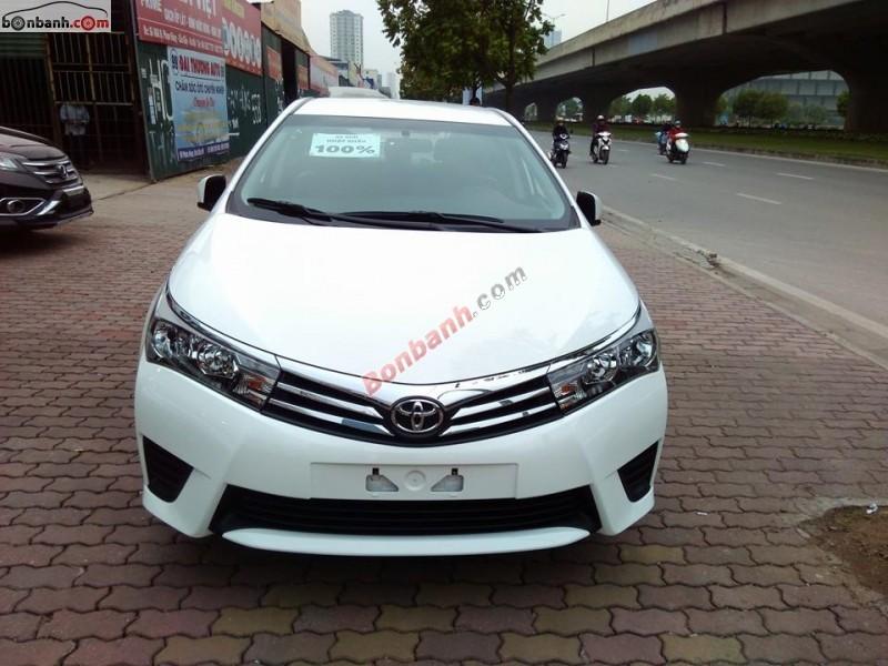 Xe Toyota Corolla altis 1.8 2014