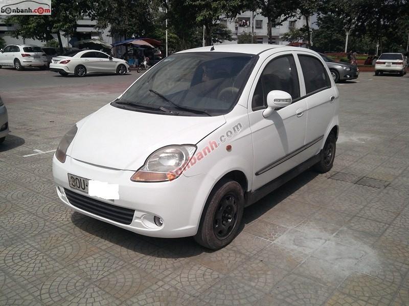 Xe Daewoo Matiz  2009