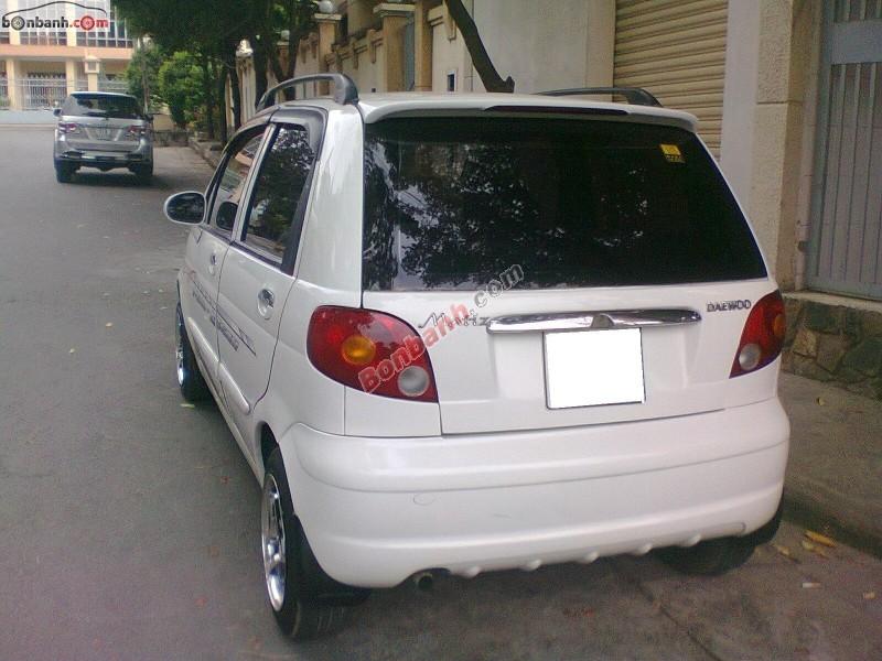 Xe Daewoo Matiz SE 2008