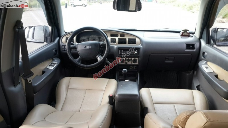 Xe Ford Everest  2005