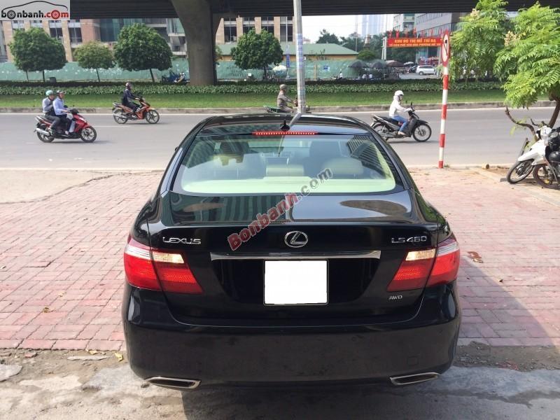 Xe Lexus LS Ls 2009