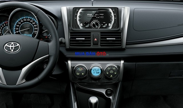 Xe Toyota Vios 1.5 E 2015