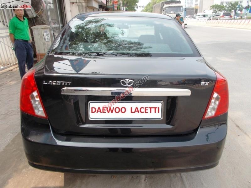 Xe Daewoo Lacetti EX 2008