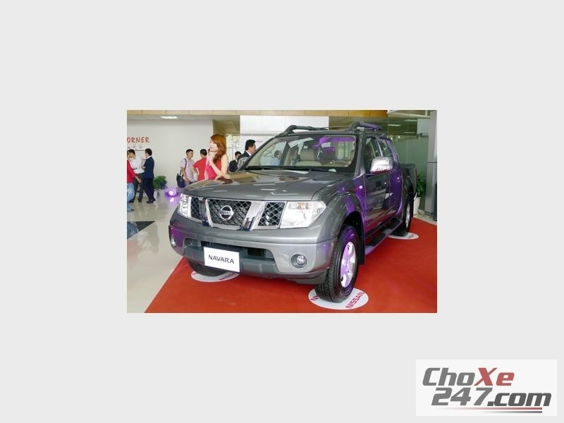 Xe Nissan Navara LE 2014