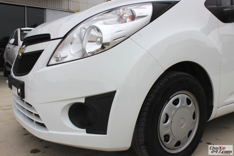 Xe Chevrolet Spark Van 1.0 AT 2011