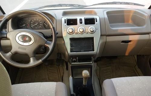 Xe Mitsubishi Jolie  2004