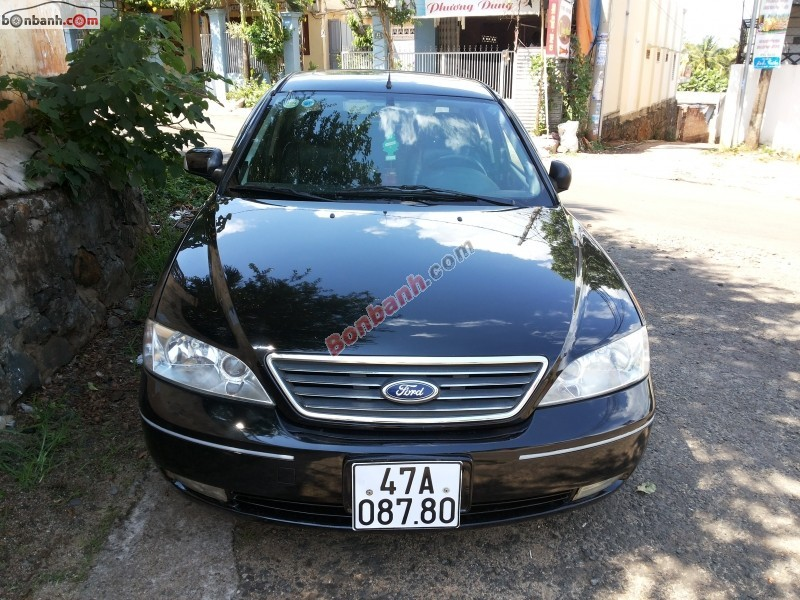 Xe Ford Mondeo  2004