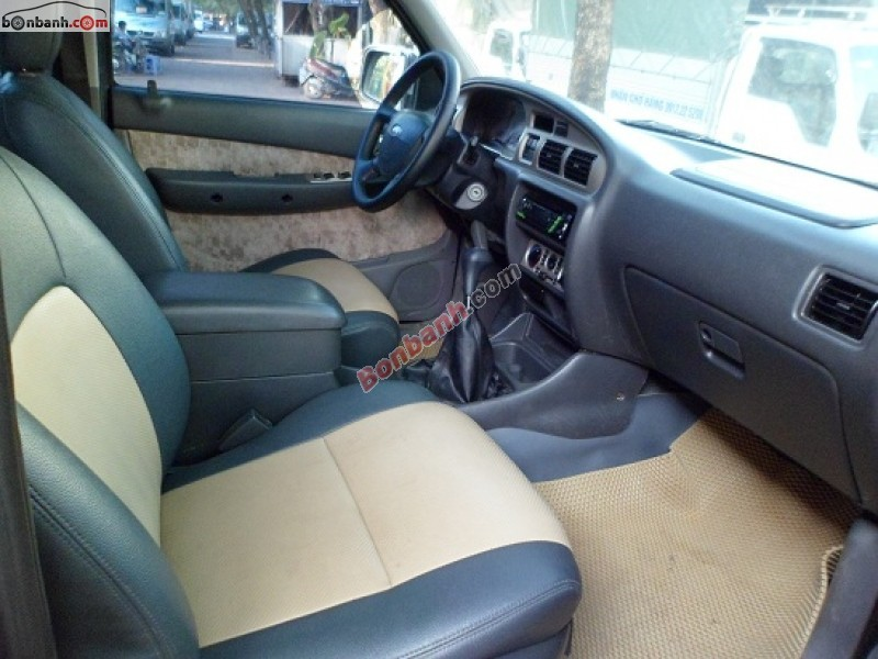 Xe Ford Everest MT 2005