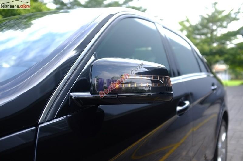 Xe Mercedes-Benz E class  2013