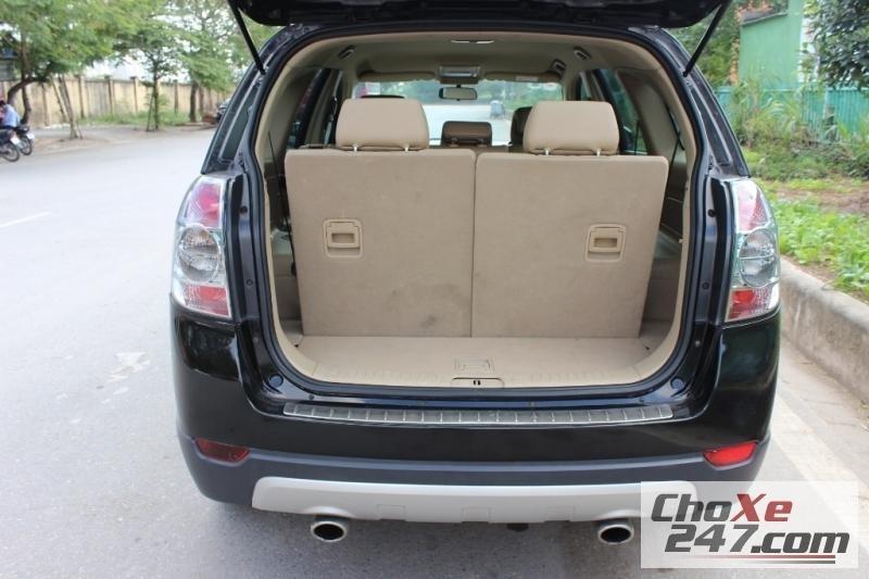 Xe Chevrolet Captiva LTZ max 2010