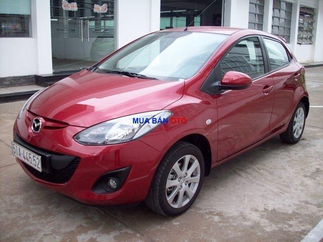 Xe Mazda 2 1.5 AT 2014
