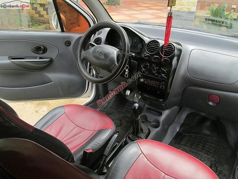 Xe Daewoo Matiz SE 2006