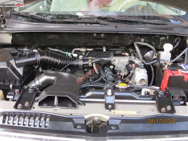 Xe Mitsubishi Zinger  2009