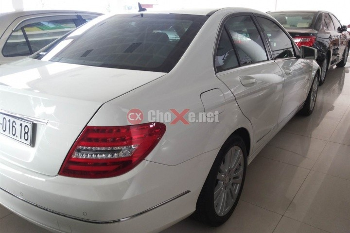 Xe Mercedes-Benz C 250 Blue 2011