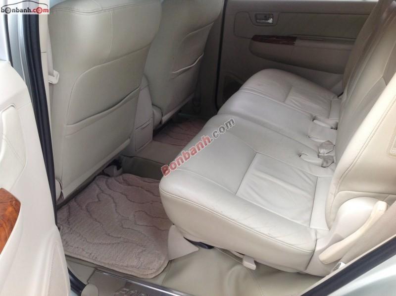 Xe Toyota Fortuner G 2007