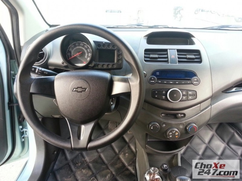 Xe Chevrolet Spark LS 1.2MT 2013
