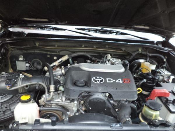 Xe Toyota Fortuner -   cũ Trong nước 2012