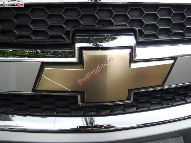 Xe Chevrolet Captiva LT 2007