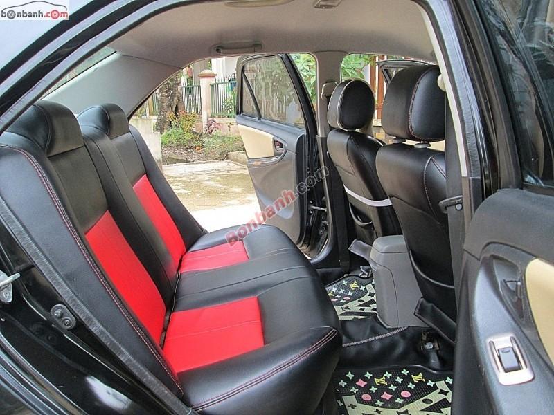 Xe Toyota Vios 1.5 G 2007