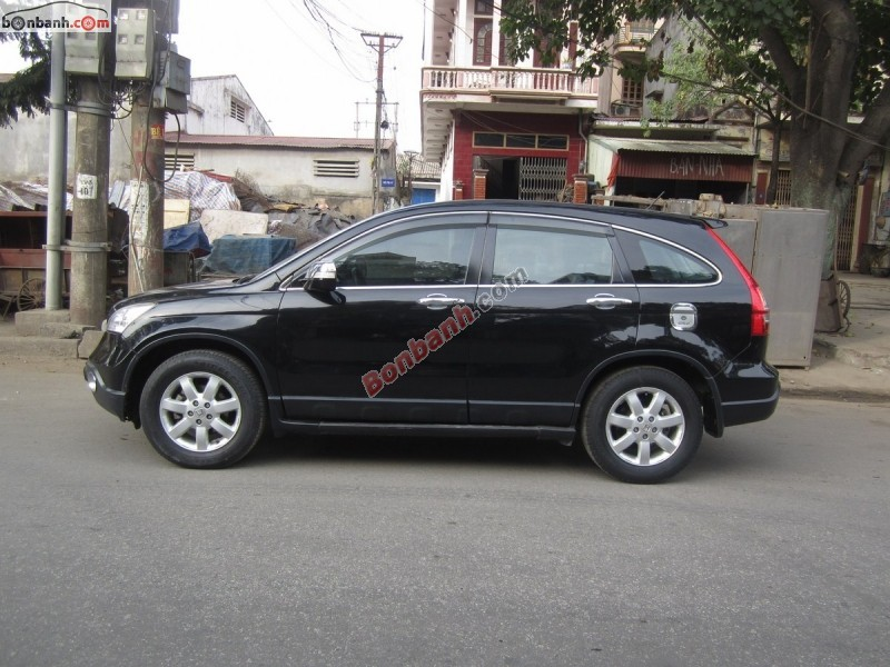 Xe Honda CR V  2009