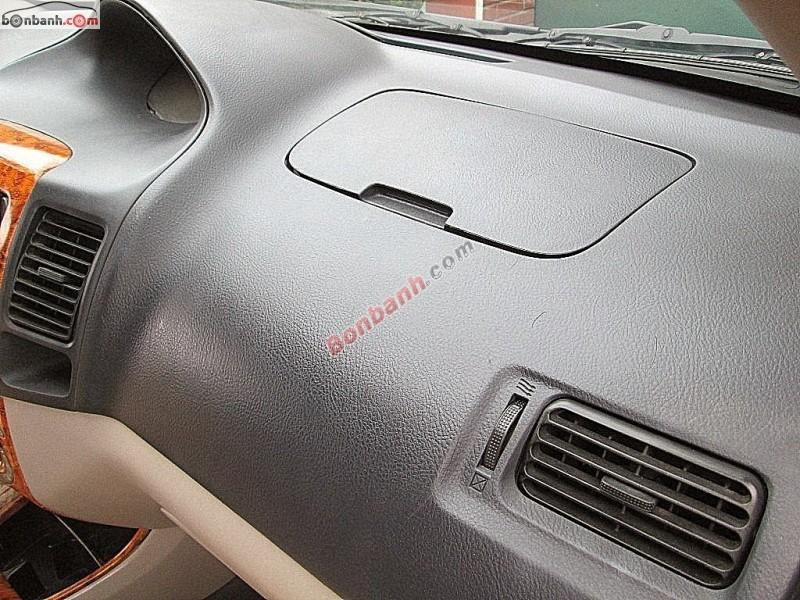 Xe Toyota Vios 1.5 G 2005