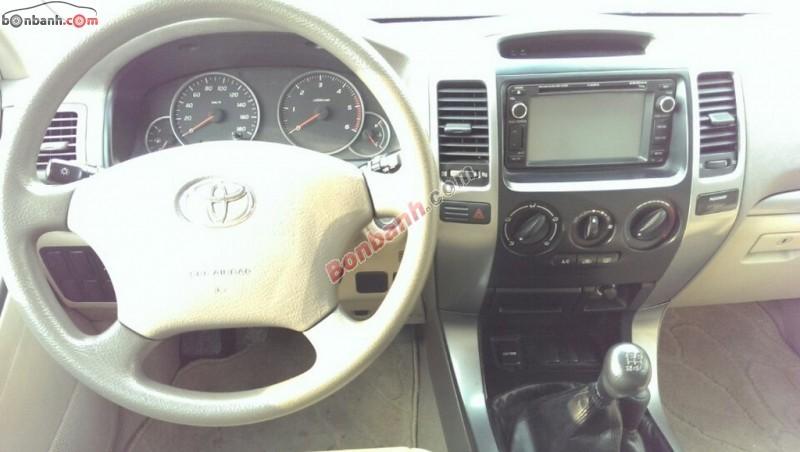 Xe Toyota Prado  2007
