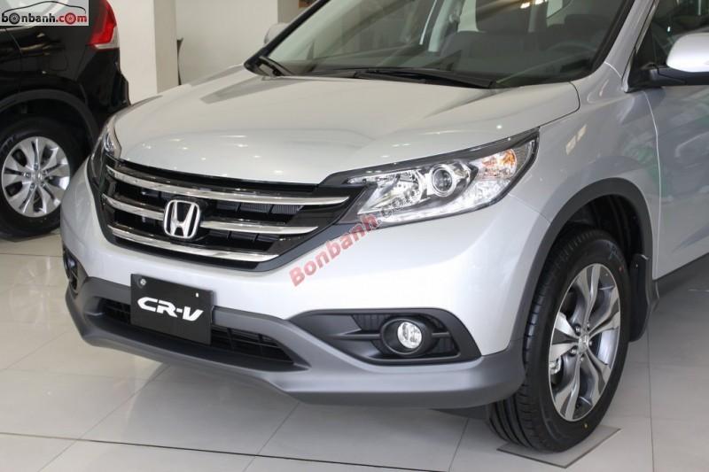 Xe Honda CR V 2.4AT 2014