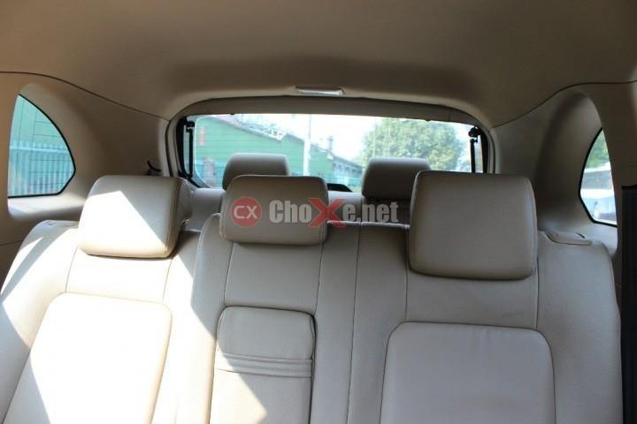 Xe Chevrolet Captiva LTZ 2010