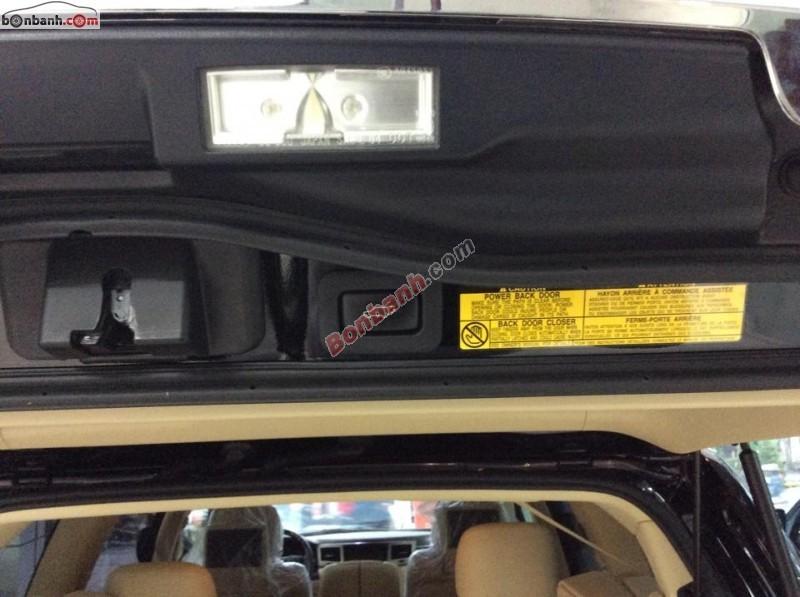 Xe Lexus LX 570 2014