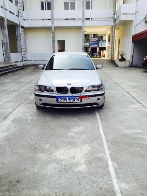 Xe BMW 3 Series 325I 2005