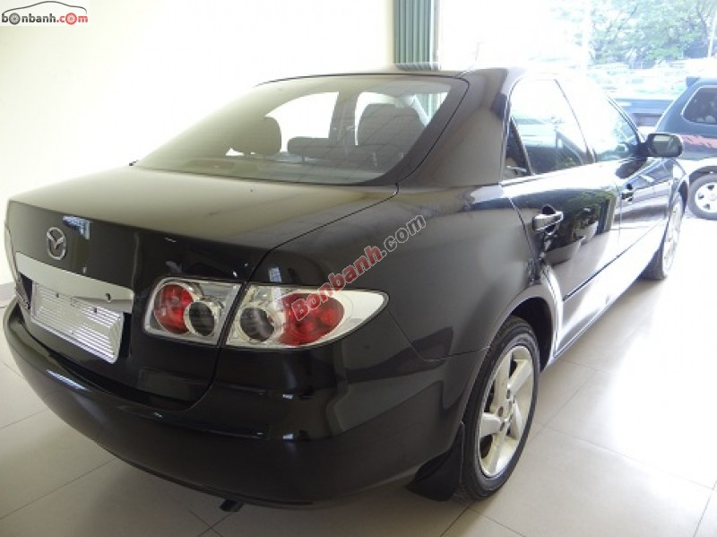 Xe Mazda 6  2004