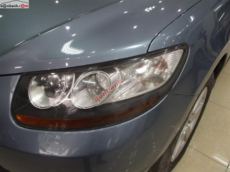 Xe Hyundai Santa Fe MLX 2007