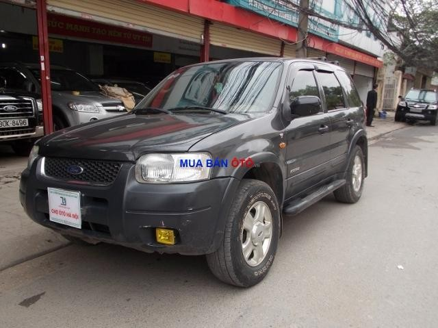 Xe Ford Escape XLS