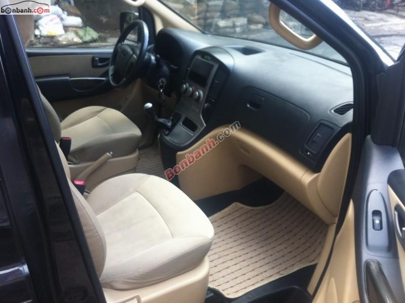Xe Hyundai Starex  2008