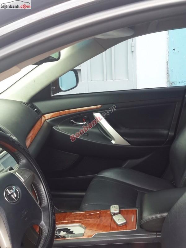 Xe Toyota Camry 3.5Q 2007