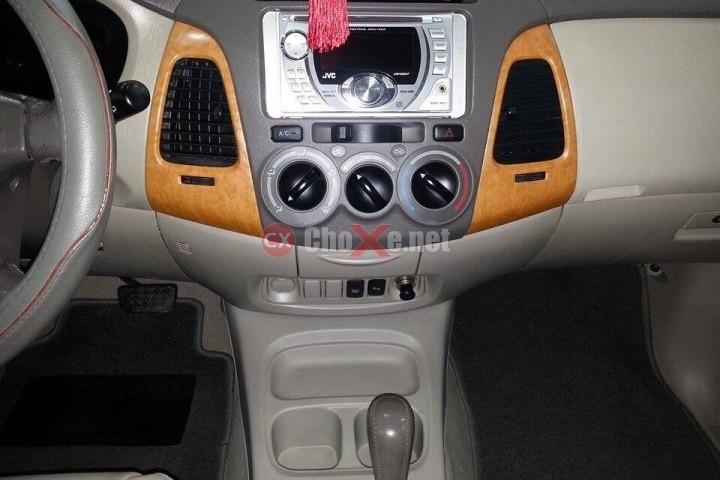 Xe Toyota Innova 2.0 V 2010