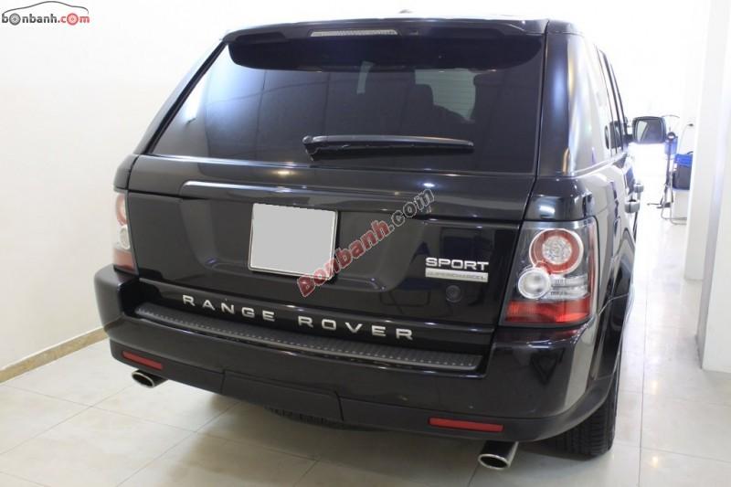 Xe LandRover Range rover  2010