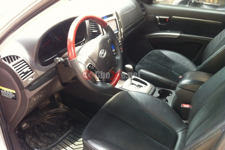 Xe Hyundai Santa Fe Santa FE SLX 2009