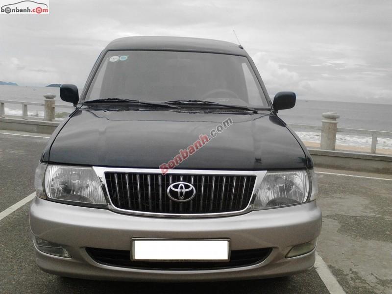Xe Toyota Zace  2005