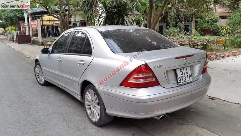 Xe Mercedes-Benz C class SPORT EDITION 2007