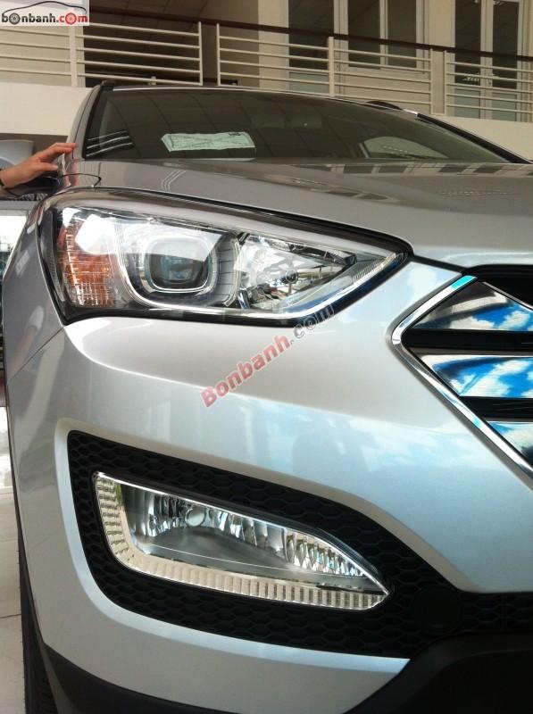 Xe Hyundai Santa Fe  2013