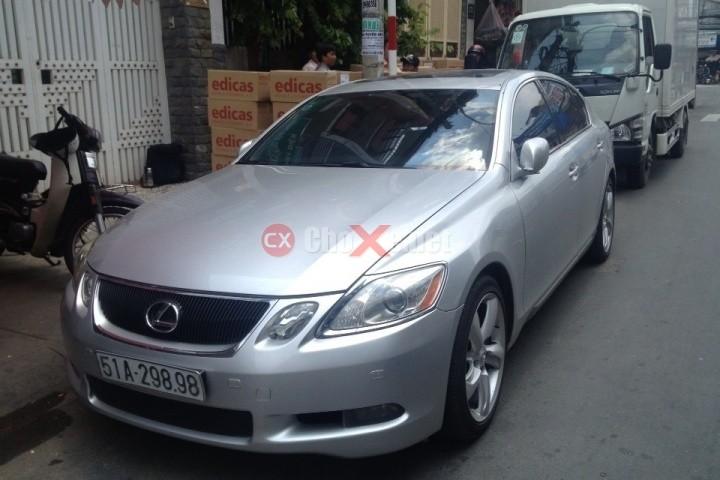 Xe Lexus GS  2007
