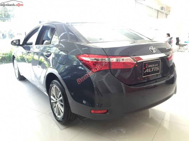 Xe Toyota Corolla altis 1.8G AT 2014